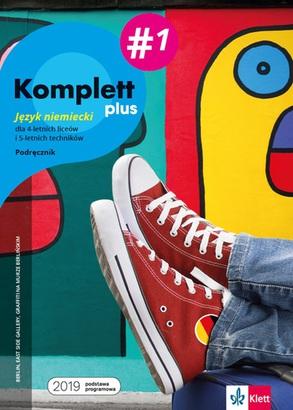 Komplett Plus 1. Podręcznik