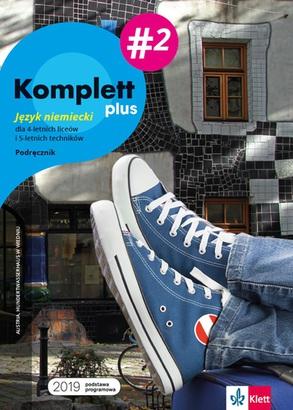 Komplett Plus 2. Podręcznik