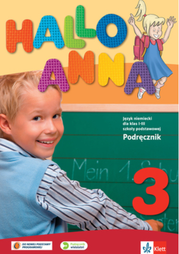 Hallo Anna 3. Podręcznik