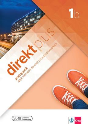 Direkt Plus 1b. Podręcznik +  CD