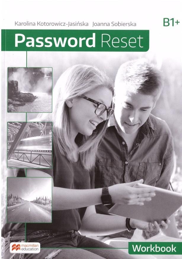 Password Reset B1+. Ćwiczenia