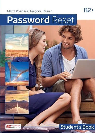 Password Reset B2+. Student's Book + książka cyfrowa