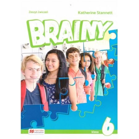 Brainy. Ćwiczenia. Klasa 6. Szkoła Podstawowa