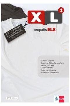 EquisELE 2. Język hiszpański. Liceum i technikum. Zeszyt ćwiczeń