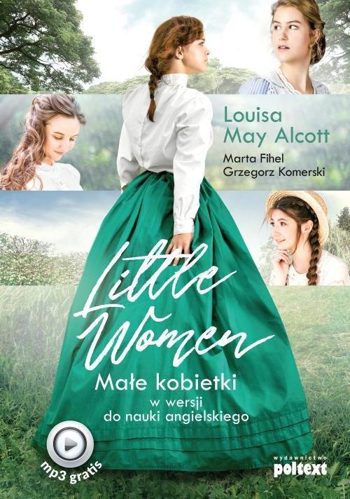 LA Little Women Małe kobietki w wersji do nauki angielskiego B1-B2