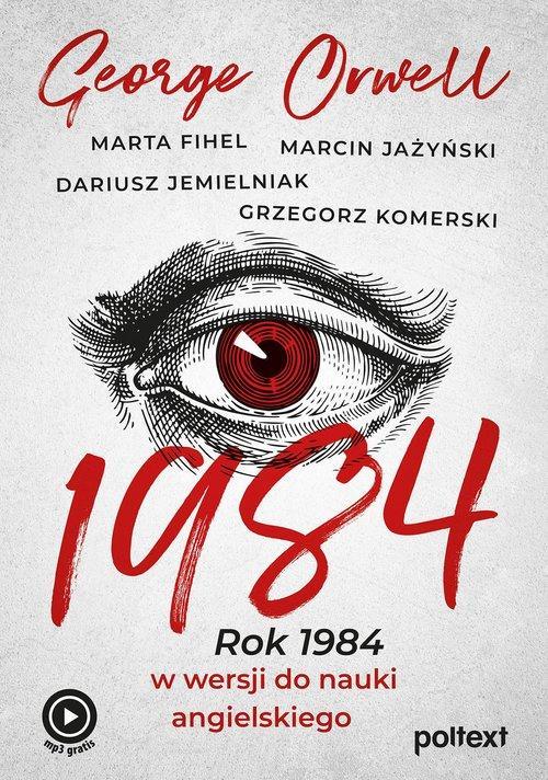 1984. Rok 1984 w wersji do nauki angielskiego