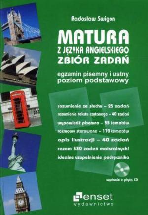 ENSET Matura z J. Angielskiego Zbiór Zadań poz. podst.