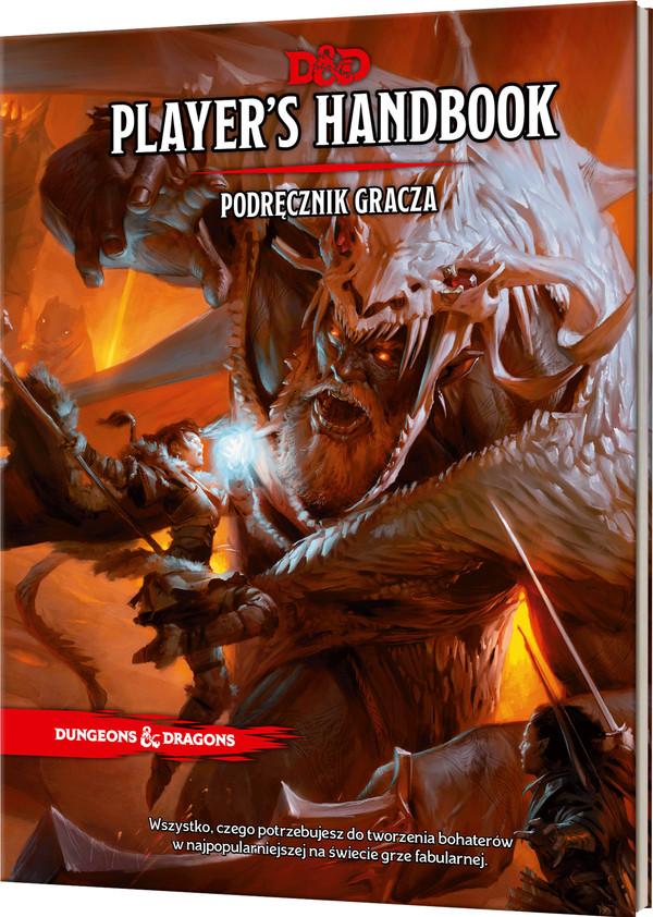 Dungeons and Dragons: Player's Handbook (Podręcznik Gracza)