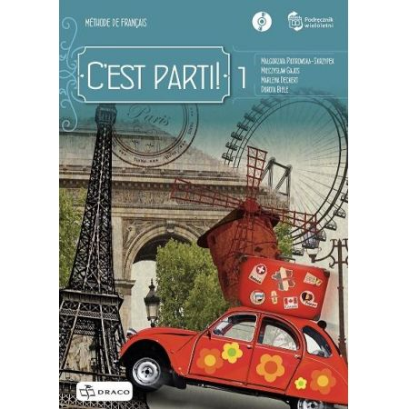 C'est Parti! 1. Podręcznik Wieloletni + CD