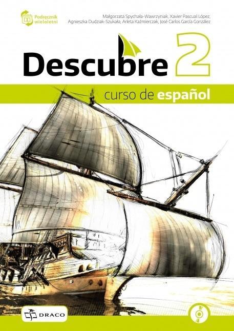 Descubre 2 podręcznik + CD