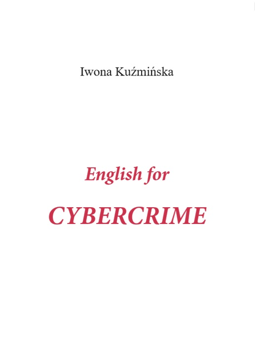 English for Cybercrime