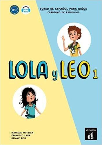 Lola y Leo 1. Ćwiczenia
