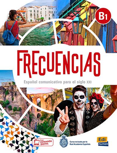 Frecuencias B1. Podręcznik + zawartość online