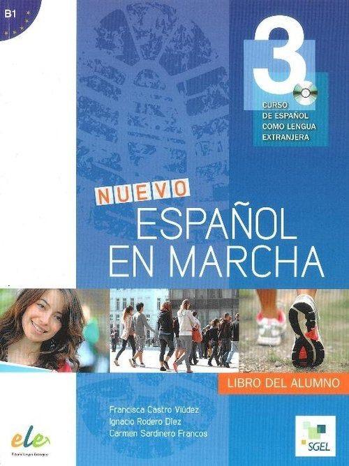 Nuevo Espanol en Marcha 3. Podręcznik + CD