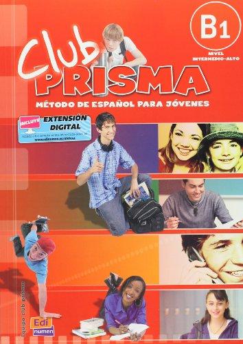 Club Prisma B1 Intermedio-Alto. Podręcznik