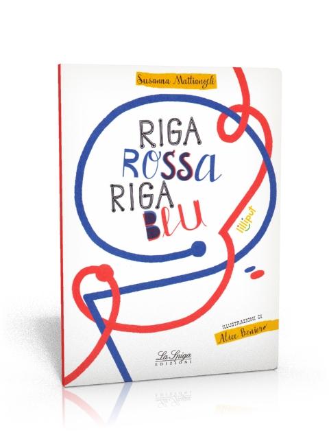 Riga Rossa Riga Blu. Lilliput