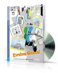 Evviva Roma + CD. Poziom A2