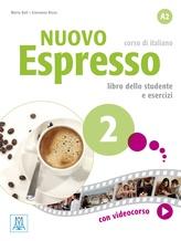 Nuovo Espresso 2 (A2). Podręcznik + Ćwiczenia