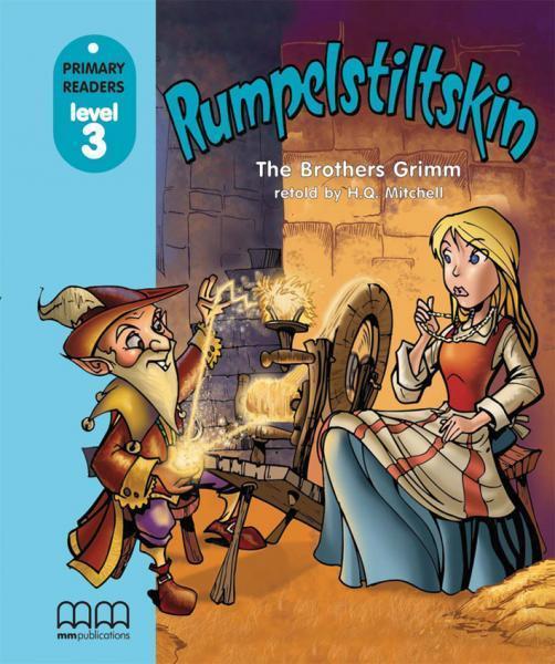 Rumpelstiltskin. Primary Readers + CD