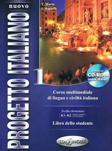 Nuovo Progetto Italiano 1. Podręcznik + CD