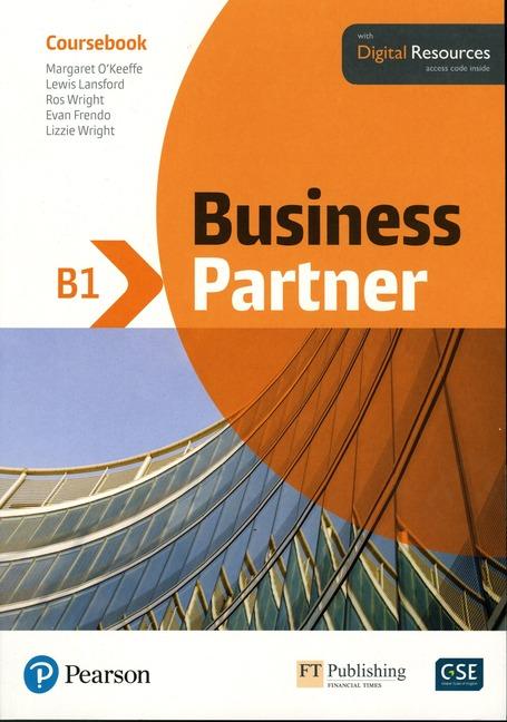 Business Partner B1. Podręcznik + Digital Resources